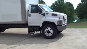 100 24 Ft Box Trucks For Sale HD VIDEO 05 GMC C7500 FT BOX TRUCK CARGO MOVING VAN FOR SALE SEE