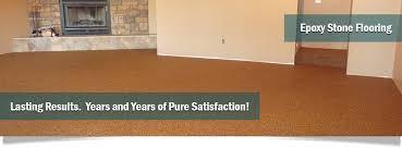 Pittsburgh Epoxy Stone Flooring