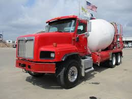 Used Mixer Trucks, Cement Concrete Equipment For Sale
