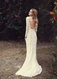 Effortlessly Beautiful Alternative Boho Wedding Dresses