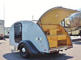 Awesome 13' 2014 Little Guy Silver Shadow Teardrop Trailer Only ...