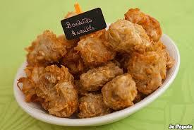 cuisine creole mauricienne gateaux arouille eddos spécialité mauricienne je papote