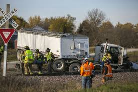 Update: One In Critical Condition After Rural Mason City Train ... Train Slams Into Truck In Locust Grove Shuts Down Parts Of Ga 42 Man Killed Train Vs Collision Mentone 953 Mnc Wreck Injures Brston Man News Somerset Truck Youtube To Make It Easier Travel From Mombasa Lethbridge Herald On Twitter Accident Hwy 4 Garbage Near Abingdon Galleries Halduriercom Via Train Vs Truck And Derails Aftermath Hd Trains Trucks Video Huffpost Indiana Lawmakers Aboard That Hit Hits Dump Stow Fox8com