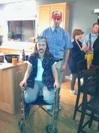 Forrest Gump Baby Halloween by Becoming The Wilmi October 2012