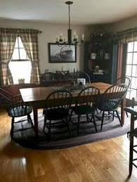 434 Best Primitive Dining Rooms Images Rh Com Room Table