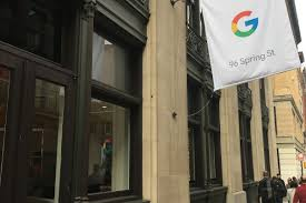 100 Homes For Sale In Soho Ny Googles New York City Popup Shop Is Now Open The Verge