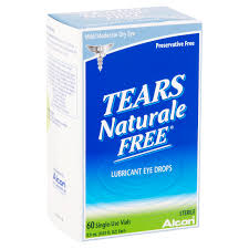 Alcon Surgical Sinking Spring Pa by Alcon Tears Naturale Ii Preservative Free Vials Dry Eye Lubricant