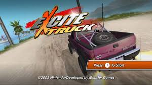 Excite Truck - Wii Gameplay - YouTube Excite Truck Nintendo Wii 2007 Ebay Amazoncom Speed Racer The Videogame Artist Not Excite Truck Nintendo 2006 200 Pclick Video Game 5 Pal Cd Pdf Manual For Other Details Launchbox Games Database Test Tipps Videos News Release Termin Pcgamesde Top 10 Toys 2018 Youtube Monster Jam Path Of Destruction Review Any Excitebots Trick Racing Giant Bomb