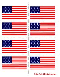 Pin American Flag Clipart Printable 13