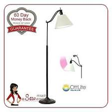 Ott Lite Natural Daylight Marietta Floor Lamp Ottlite reading