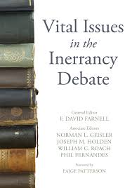 Book Review Vital Issues In The Inerrancy Debate 2016
