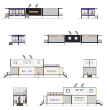 Shipping Container Floor Plans by Shipping Container Housing Tigerman Mccurry Architects