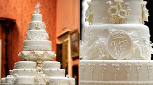 At $78 000 the eight tier cream and white wedding cake took 5 weeks to make which isn t surprising as it is decorated with nearly a thousand sugar paste