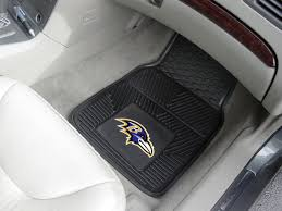Baltimore Ravens NFL Football Logo Car Floor Mats - Heavy-Duty Vinyl ... Customfit Faux Leather Car Floor Mats For Toyota Corolla 32019 All Weather Heavy Duty Rubber 3 Piece Black Somersets Top Truck Accsories Provider Gives Reasons You Need Oxgord Eagle Peterbilt Merchandise Trucks Front Set Regular Quad Cab Models W Full Bestfh Tan Seat Covers With Mat Combo Weathershield Hd Trunk Cargo Liner Auto Beige Amazoncom Universal Fit Frontrear 4piece Ridged Michelin Edgeliner 4 Youtube 02 Ford Expeditionf 1 50 Husky Liners