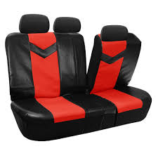 BESTFH: Faux Leather Car Seat Covers For Auto Red W/ Heavy Duty ... Highly Recommended Custom Oem Replacement Seat Covers F150online Ford F150 Seat Covers For F Series The Image To Open In Full Size Trucks Interior Collection Of 2013 2017 Polycotton Seatsavers Protection Free Shipping Pricematch Guarantee 1980 Amazoncom Durafit 12013 F2f550 Truck Crew Tips Ideas Camo Bench For Unique Camouflage Cover Page 2 Enthusiasts Forums F350 Super Duty Covercraft Chartt Realtree F243x8ford And Light