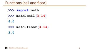 python programming essentials m24 math module