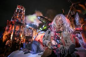 Halloween Attractions In Pasadena by Best Haunted Houses In Los Angeles From Spooky To Terrifying