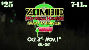 Casola Farms Halloween by Njmp U0027s Zombie Paintball Hayride Youtube