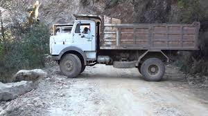 100 Youtube Big Trucks Driver Turning Big Truck In Narrow Road Scary YouTube