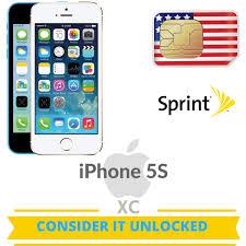 How to Unlock iPhone 5s Sprint