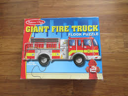Find More Melissa & Doug Fire Truck Puzzle For Sale At Up To 90% Off Melissa Doug Fire Truck Floor Puzzle Chunky 18pcs Disney Baby Mickey Mouse Friends Wooden 100 Pieces Target And Awesome Overland Park Ks Online Kids Consignment Sale Sound You Are My Everything Yame The Play Room Giant Engine Red Door J643 Ebay And Green Toys Peg Squirts Learning Co Truck Puzzles 1