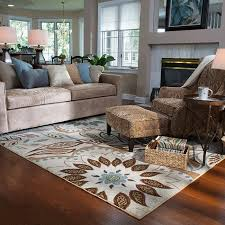 Amazing Area Rug In A Living Space Room Rugs