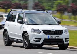 skoda yeti monte carlo new car review and release date 2018 2019
