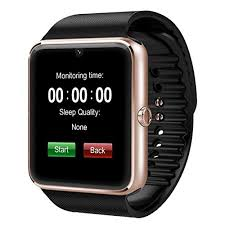 YEMON Smart Watches Bluetooth with Camera patible with Iphone