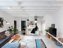 100 Belgrade Apartment Custom Furniture Enlivens A World Of White Refurbished