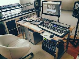 home recording studio Tumblr interior Pinterest