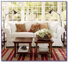 Pottery Barn Charleston Couch Slipcovers by Pottery Barn Sleeper Sofa Slipcover Sofas Home Design Ideas