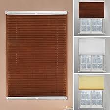 kinlo beige 90 x 130 opaque adjustable curtain rod brackets for