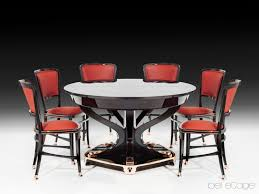 Galerie Bel Etage » Wiener Jugendstil - STATELY DINING ROOM ... Details About Set Of 5 Pcs Ding Table 4 Chairs Fniture Metal Glass Kitchen Room Breakfast 315 X 63 Rectangular Silver Indoor Outdoor 6 Stack By Flash Tarvola Black A 16 Liam 1 Tephra Alba Square Clear With Ashley 3025 60 Metalwood Hub Emsimply Bara 16m Walnut Signature Design By Besteneer With Magnificent And Ding Table Glass Overstock Alex Grey Counter Height