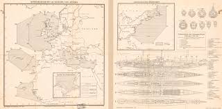Where Did The Lusitania Sink Map by World War I Understanding The War At Sea Through Maps Worlds