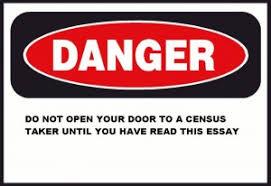 us censu bureau beware of the us census bureau