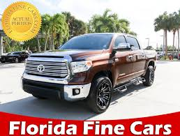 Used 2015 TOYOTA TUNDRA Crew Max Limited Truck For Sale In WEST PALM ... Used 2016 Toyota Tundra Sr5 For Sale In Deschllonssursaint Slate Gray Metallic Limited Crewmax 4x4 Trucks 2017 Toyota Tundra Tss Offroad Truck West Palm Sale News Of New Car Release 2018 Trd Sport Debuts Kelley Blue Book Near Dover Nh Sales Specials Service 2014 Lifted At Warrenton Virginia Cab Pricing Features Ratings And 2012 4wd Coeur Dalene Pueblo Co