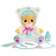 imc toys cry babies wird krank