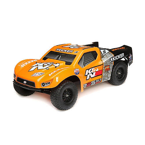 Losi 22S K&N SCT Brushless RTR Avc: 1/10 2WD