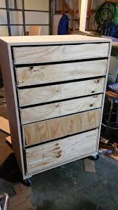 diy rolling tool chest 7 steps with pictures
