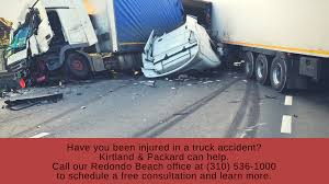100 Truck Driver Accident Lawyer Redondo Beach Big Rig Crash South Bay