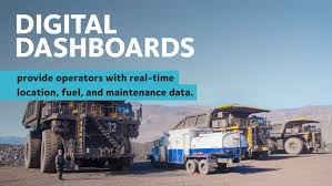 100 Haul Truck Not Running On Empty Tracking Fuel Levels In