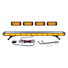 100 Light Bars For Tow Trucks Amazoncom Amber Rooftop Car Truck Emergency Warning Beacon