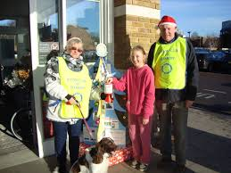 Harrow Christmas Tree Collection by Rotary Club Of Harrow Club Photos