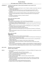 Education Leader Resume Samples | Velvet Jobs How To Put Your Education On A Resume Tips Examples Write Killer Software Eeering Rsum Teacher Free Try Today Myperfectresume Teaching Assistant Sample Writing Guide 20 High School Grad Monstercom Section Genius Best Director Example Livecareer Sample Teacher Rumes Special 12 Amazing