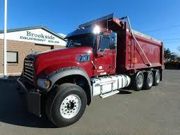 100 Dump Trucks For Sale In Ma 2016 MACK GRANITE GU713 Phillipston MA 5005555260