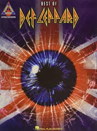 Rocket Smashing Pumpkins Tab by Amazon Com Best Of Def Leppard Guitar Recorded Versions
