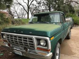 Little Rust 1978 Ford F 250 Vintage Truck | Vintage Trucks For Sale ...