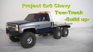 100 6x6 Truck Conversion Project Chevy Tow Build Up YouTube