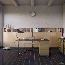 Black LShape Desk For Home Office