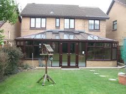 100 Glass Extention Extension NottinghamconservatoriesKLG Notts TV